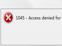 【排错】MySQL java连接被拒绝:java.sql.SQLException: Access denied for user 'root'@'****' (using password: YES